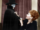 Phantom of the Opera, from Left: Claude Rains, Jane Farrar, 1943 Photo