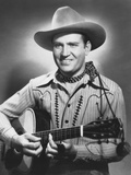 Sunset in Wyoming, Gene Autry, 1941 Photo