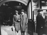 Brief Encounter, from Left: Celia Johnson, Trevor Howard, 1945 Photo