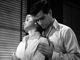 Psycho, Janet Leigh, John Gavin, 1960 Photo