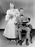 Meet Me in St. Louis, Judy Garland, Tom Drake, 1944 Photo