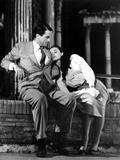 Roman Holiday, Gregory Peck, Audrey Hepburn, 1953 Foto
