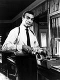 Dr. No, Sean Connery, 1962 Foto