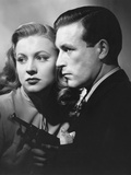 Step by Step, from Left: Anne Jeffreys, Lawrence Tierney, 1946 Photo