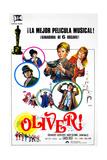 Oliver!, 1968 Giclee Print