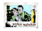 Dance Madness, from Left, Claire Windsor, Conrad Nagel, 1926 Giclee Print