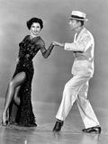 The Band Wagon, Cyd Charisse, Fred Astaire, 1953 Photo