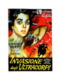 Invasion of the Body Snatchers, (AKA Invasione Degli Ultracorpi), 1956 Giclee Print