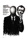 The Passenger, (AKA Professione: Reporter, Aka Zawod: Reporter), Polish Poster Art, 1975 Giclee Print