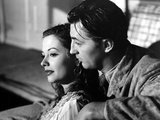 Out of the Past, Jane Greer, Robert Mitchum, 1947 Photo