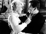 Pillow Talk, from Left, Doris Day, Rock Hudson, 1959 Photo