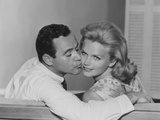 Days of Wine and Roses, from Left: Jack Lemmon, Lee Remick, 1962 Photo