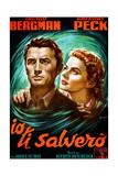 Spellbound, (aka Io Ti Salvero), Gregory Peck, Ingrid Bergman, 1945 Giclee Print