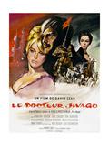 Doctor Zhivago, (AKA Le Docteur Jivago), 1965 Giclee-vedos