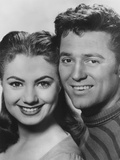 Carousel, from Left: Shirley Jones, Gordon Macrae, 1956 Photo
