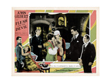 Flesh and the Devil, Greta Garbo, John Gilbert, 1926 Giclee Print