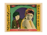 The Humming Bird, Gloria Swanson, 1924 Giclée-tryk
