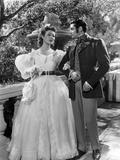 Pride and Prejudice, Greer Garson, Laurence Olivier, 1940 Photo