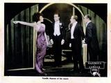 Camille, Nazimova, Rudolph Valentino, 1921 Photo