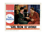 The Girl from 10th Avenue, from Left, Bette Davis, Ian Hunter, 1935 Giclee Print