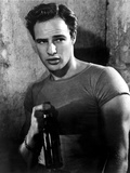 A Streetcar Named Desire, Marlon Brando, 1951 Photo
