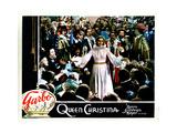 Queen Christina, Greta Garbo, 1933 Giclee Print