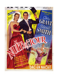 Night and Day, Alexis Smith, Cary Grant, 1946 Giclée-tryk