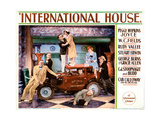 International House, 1933 Giclee Print