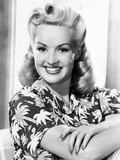 Betty Grable, Ca. Early 1940s Photo
