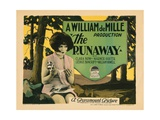The Runaway, Clara Bow, 1926 Giclee Print