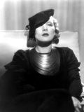 Desire, Marlene Dietrich, Costume Still, 1936 Photo