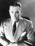 George Raft, Ca. 1940 Photo