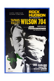 Seconds, (AKA Wilson 704), Finnish Poster, Rock Hudson, 1966 Giclee Print