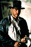 Raiders of the Lost Ark, Harrison Ford, 1981 Photo