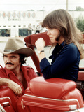 Smokey and the Bandit, Burt Reynolds, Sally Field, 1977 Photo