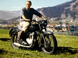 The Great Escape, Steve Mcqueen, 1963 Foto