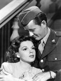 The Clock, from Left: Judy Garland, Robert Walker, 1945 Photo