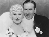 Goin' to Town, from Left: Mae West, Paul Cavanagh, 1935 Photo