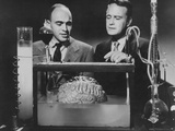 Donovan's Brain, from Left: William Cottrell, Lew Ayres, 1953 Photo