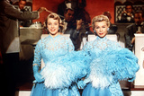 White Christmas, Rosemary Clooney, Vera-Ellen, 1954 Photo