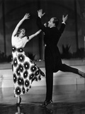 Shall We Dance, Ginger Rogers, Fred Astaire, 1937 Photo