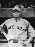 Babe Ruth, Late 1910S Photo