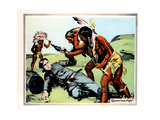Custer's Last Fight, 1912 Giclee Print