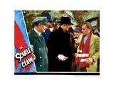 The Scarlet Claw, from Left, David Clyde, Basil Rathbone, Arthur Hohl, 1944 Giclee Print