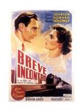 Brief Encounter, (aka Breve Incontro), Trevor Howard, Celia Johnson, 1945 Giclee Print
