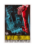 The Curse of the Werewolf, (AKA L'Implacabile Condanna), Italian Poster Art, 1961 Giclee Print