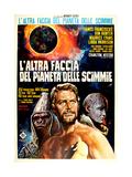 Beneath the Planet of the Apes, (AKA L'Altra Faccia Del Pianeta Delle Scimmie), 1970 Giclee Print