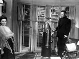 The Ghost and Mrs. Muir, Gene Tierney, Rex Harrison, 1947 Photo
