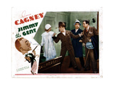 Jimmy the Gent, from Left, Bette Davis, James Cagney, Allen Jenkins, Alan Dinehart, 1934 Giclee Print