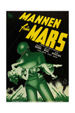 The Day the Earth Stood Still, (AKA Mannen Fran Mars), Patricia Neal, 1951 Giclee Print